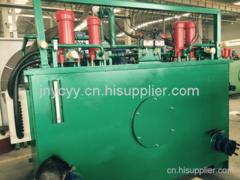 恒力生产轧铝机液压站