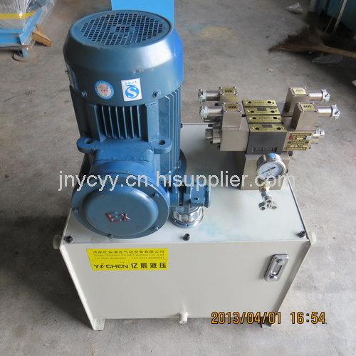 潍坊压铸设备用液压站