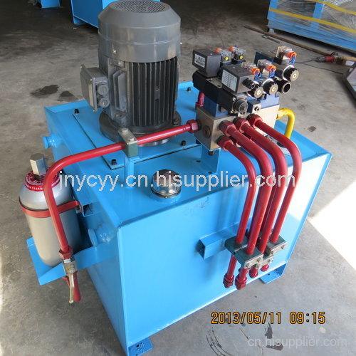 青岛压铸机用液压系统