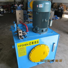 济南木工机械用液压系统