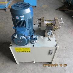 潍坊木工机械用液压站