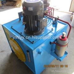 恒力制造轮胎硫化机用液压系统