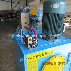 济南恒力制造铸造机用液压站