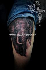 西安最好的纹身