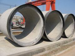 钢筋混凝土排水管利用尺度