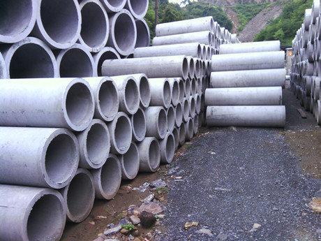 西安钢筋混凝土排水管产物尺度以及分类