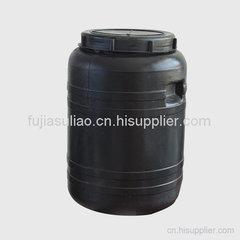 再生塑料圆桶
