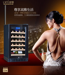 广州22支恒温红酒柜