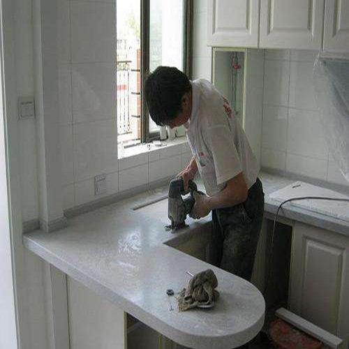 眉山防水橱柜台面定做的质量好吗