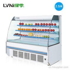 上海2.5米超市冷柜