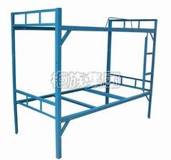 貴陽雙人鐵架床定制