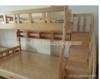 福州童双层实木床
