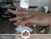 海盗王纹身刺青店纹身案例2