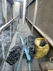 长春冷却塔池水下清淤泥打捞杂物