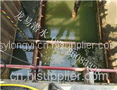 丹东东港清淤船(荣佳轮)海底门水下吊点焊接