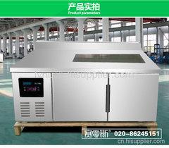 广州番禺区工作台冷柜厂家