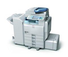 復印機的掃描方法