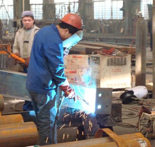 焊接-二保焊