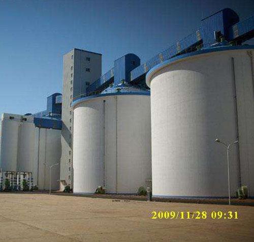 糧油儲備工程