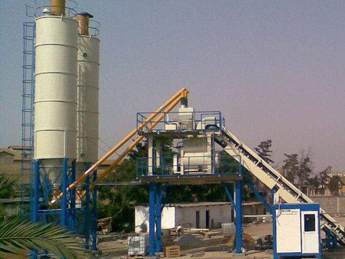 东联重工稳定土拌合站的保养方法与操作流程