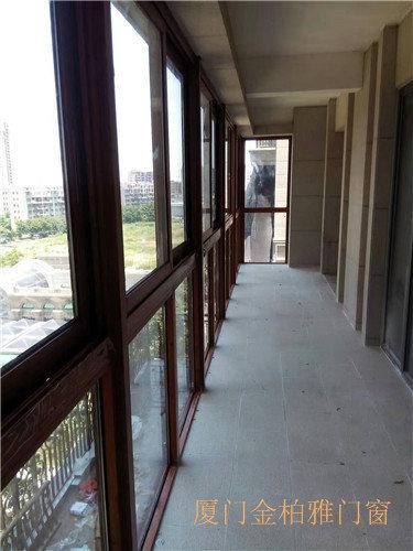 厦门铝合金门窗订制_厦门铝合金断桥窗定做_厦门铝合金平开窗