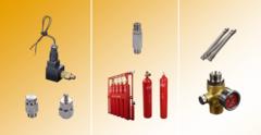 混合氣體自動滅火系統