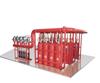 厦门管网式七氟丙烷灭火系统