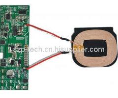 磁感应无线充电制作
