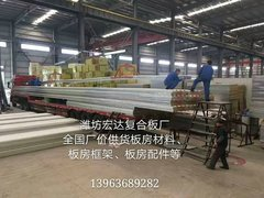 潍坊岩棉彩钢房材料厂家