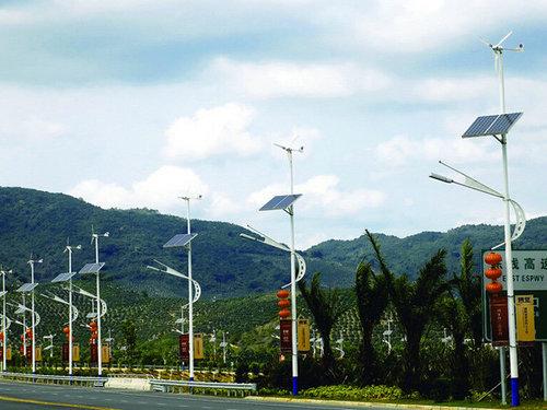 潍坊太阳能路灯