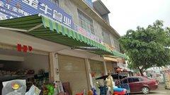 柳州雨棚遮阳篷