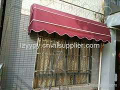 柳州欧式遮阳篷咖啡厅