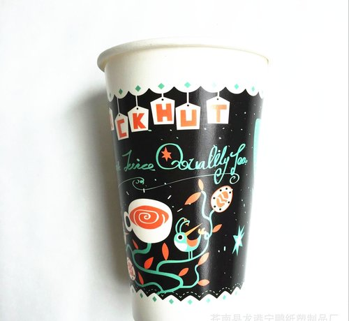 泉州咖啡纸杯印刷厂家_泉州咖啡纸杯厂