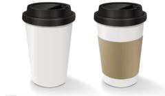 泉州咖啡杯定制_泉州咖啡纸杯