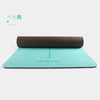 XATM得简高密度双色TPE瑜伽垫