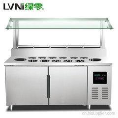 上海商用厨房冷柜定制