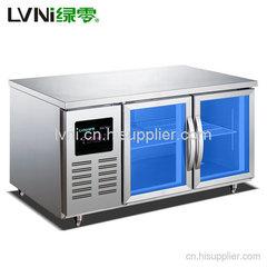 上海操作台冷藏柜