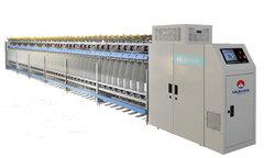 LL321G 智能简易短纤倍捻机