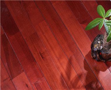 贵州运动木地板工程