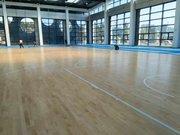 贵州省遵义市习水县消防大队篮球馆成功案例