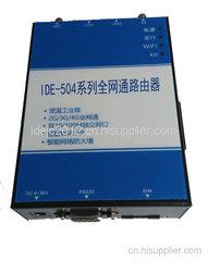 工业级2网口4G全网通路由器