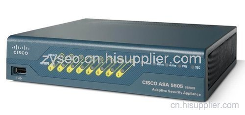 CISCO ASA5505-SEC-BUN-K9 企业级防火墙