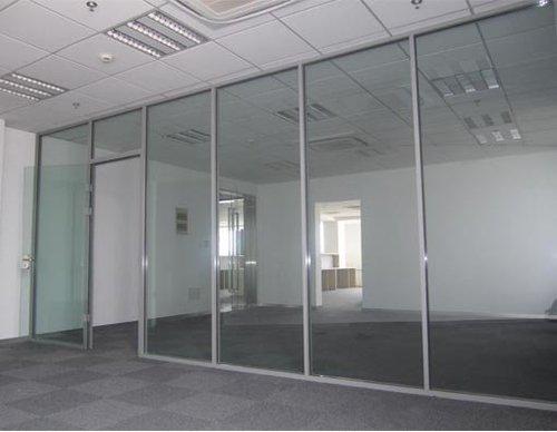 办公室玻璃隔断的优势