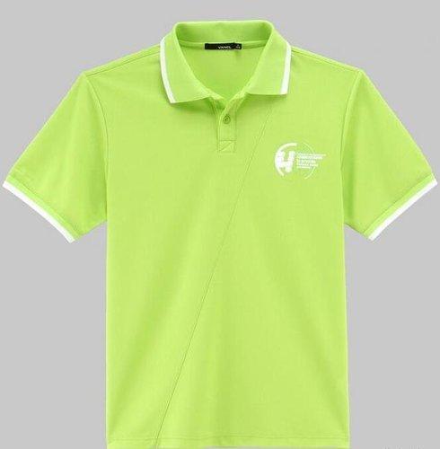 柳州廣告T恤—— 如何清洗T恤衫上的色漬