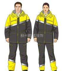 柳州工作服圖片
