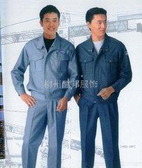 柳州工作服設計