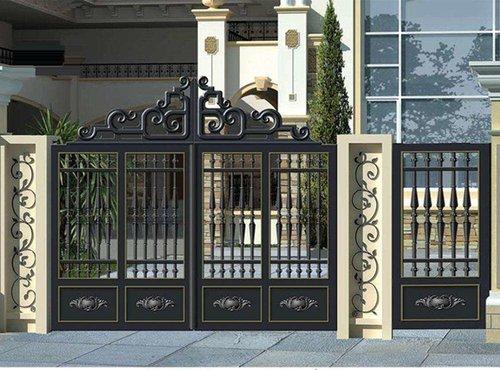 柳州铝艺门|柳江铝艺门|雒容铝艺门