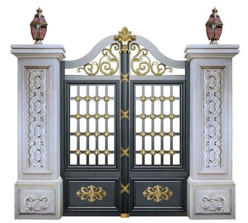 柳江铝艺门|雒容铝艺门