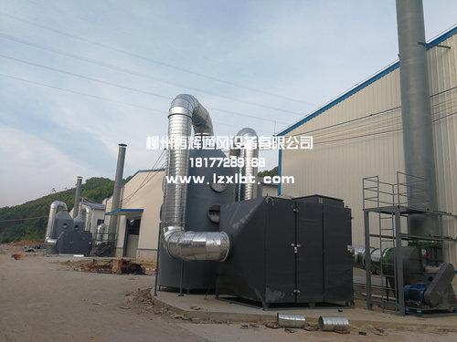 柳州除尘设备工厂.