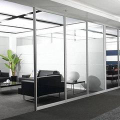 上海玻璃间办公室定制